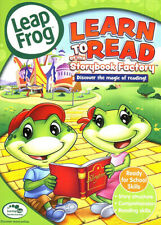LEAP FROG - LEARN TO READ AT THE STORYBOOK FACTORY (LG) (DVD)