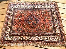 ANTIQUE 1910- 1920  BIG BAG FACE  OR SMALL  RUG  GOOD PILE