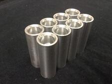 Fuel Injector Bungs ( qty 8) - Aluminum Weld on EFI conversion Boss Bosch