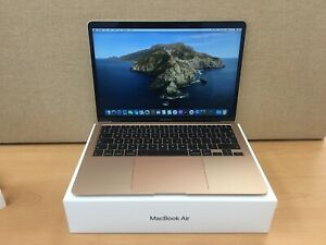 MINT Apple MacBook Air 1.1 GHz i3,8GB Ram,256GB SSD, Year 2020 War 22/05/21(A36)
