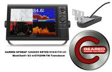Garmin Gpsmap 1242xsv BlueChart® G3 w/Gt52Hw-Tm Transducer 010-01741-21