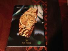 ROLEX Catalogue  130.07 UK -10-1 1999