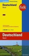 Falk Länderkarte Deutschland Nord 1:500 000 von Falk Verlag | Buch | Zustand gut