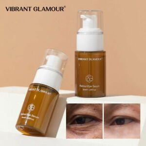 Retinol Eye Serum Whitening Fade Dark Circles Wrinkle Fine Lines Bags Eye Care
