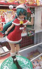 Hatsune Miku SEGA xmas figure 2 lot japan anime vocaloido miku Boxed