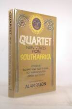 Quartet Voices From South Africa, Rive, Richard Ed - Crown Unknown Binding Book