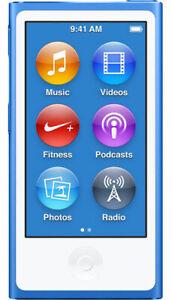 New Apple iPod Nano 7th Gen 8 (16GB) Sealed Retail Box - all colors