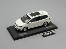Minichamps 1:43 VOLKSWAGEN SHARAN   2010  WHITE L.E. 1008 pcs.