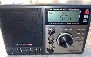 C Crane Radio SW Shortwave Receiver