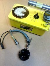 Rebuilt-Calibrated-Radiation Detector Lionel CDV-700 Geiger Counter - Life Warr