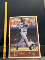 Ken Griffey Jr Topps 1997 2 of 3 RARE 5x7 Trading Card