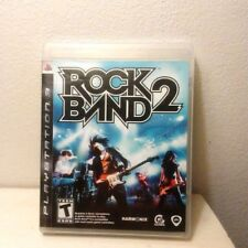 Rock Band 2 (Sony PlayStation 3,2008)AC/DC, Beastie Boys, Guns N' Roses and More