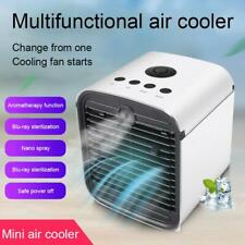 Portable Usb/Battery Mini Air Conditioner and DeHumidifier-For Indoor/Outdoors