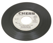 WALTER WEBB & HIGHLIGHTERS - YOUR TIME IS GONNA COME CHESS Promo Demo SOUL