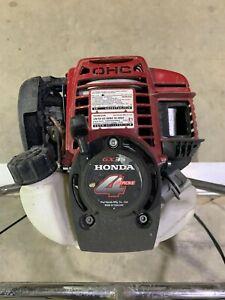 Concrete Power Screed 16.5 Foot Blade Honda GX35 Mini 4 Stroke Engine 1.3 HP