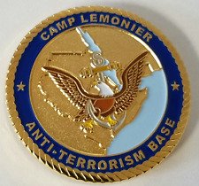 US Army CJTF Combined Joint Task Force Horn of Africa Anti - Terrorism Base