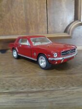 Kinsmart Diecast Cars 1964 And A Half Ford Mustang Red