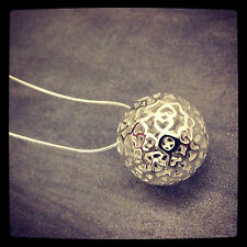WOMEN SILVER BALL CHAIN / NECKLACE NEW