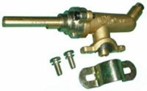 BBQ Grill Members Mark Gas Valve Brass Clasp Clamp on BCP3742C