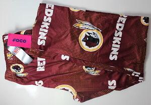 Washington Redskins NFL Men's XL 40-42 Scatter Pattern Pajama Lounge Pants