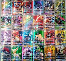 100 Stück Pokemon Karten GX Sammlung! Keine Doppelten!