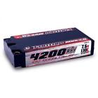 Fantom MVS 2.0 4200mah 130C 7.6v ULCG Graphene LiHV Shorty Lipo Battery FAN25130