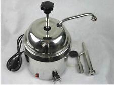 Hot Fudge Nacho Cheese Chocolate Dispenser Warmer Cheese Water Heating Machine Y