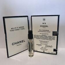 Chanel No5 Eau Premiere parfum sample 2ml
