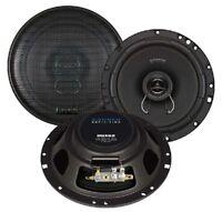 Crunch DSX 62 Lautsprecher für VW Golf 4 Bj. 1997-2003 Türen vo, hi