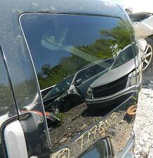 2005 06 07 08 09 10 11 12-15 Nissan Xterra Driver Rear Quarter Panel Glass oem