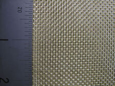 Basso OTTONE CUCITA RETE METALLICA FILTRO Craft AFFARE-foglio A3 (420 x 300 mm)