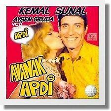 AVANAK APTI - KEMAL SUNAL-TÜRKISCHE KINO FILM-VCD