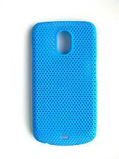 Blue Mesh Hard Case Cover for SAMSUNG Galaxy Nexus i9250