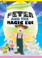 Peter and the Magic Egg/Dorothy in the Land of Oz (DVD, 2007)     EB#20