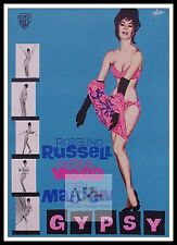 Gypsy 2   Movie Posters Musicals Vintage & Classic Cinema