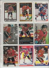 17 diff JEREMY ROENICK cards Kellogg's OPC Upper Deck SCORE & more!!