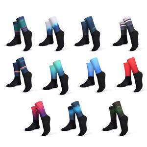 Cycling Socks Running Outdoor Sports Breathable Bike Sock Men Women Comfortable