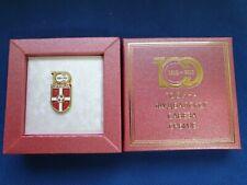 badge SERBIA FOOTBALL FEDERATION Association 100 year official pin 1919-2019