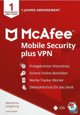 McAfee Mobile Security Plus - Android/iOS, Code in a Box|Software