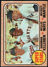 1968 Topps Baseball - Pick A Card - Cards 301-598