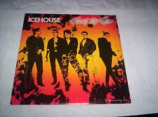 "ICEHOUSE  ""TOUCH THE FIRE""  PICTURE SLEEVE     7 INCH 45 1989"
