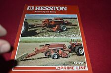 Hesston 4800 Baler Dealer's Brochure YABE