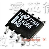 10pcs NM93C66M8X 93C66 M8 Microwire serialization EEPROM SOP8 new