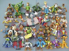 15PCS Scooby-Doo Crew Set. Mystery Mates Figure Style by random Z94C