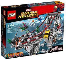 Lego 76057 Spider-man Web Warriors Ultimate Bridge Battle