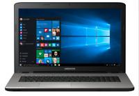 """Medion Akoya MD60650 Notebook 43,9cm/17,3"""" i3 7. Gen 128GB SSD 4GB Neu 1,5TB"""