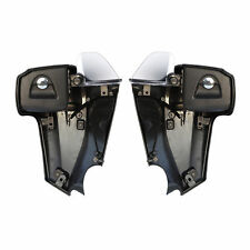 Pair Abs Hard Lower Fairing Kit Assembly For Indian Chieftain Dark Horse 16-17