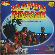 LP HAPPY REGGAE Oiriginals - vintage vinyl - 33rpm