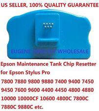 Epson Maintenance Tank Chip Resetter 7600 9600 4400 4450 4800 4880 10000 10000CF