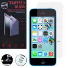 Lot/ Pack Film Verre Trempe Protecteur Protection Pour Apple iPhone 5C